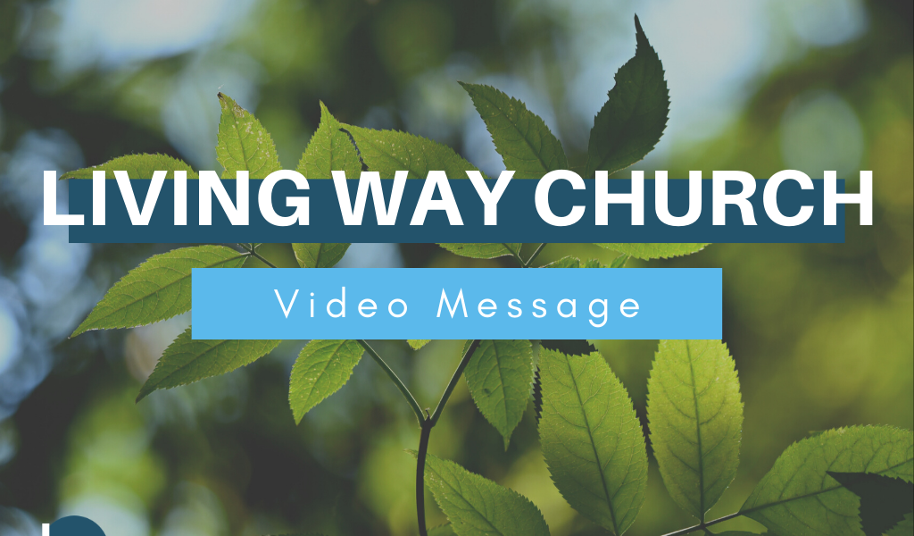 """Sunday Message 5/17 