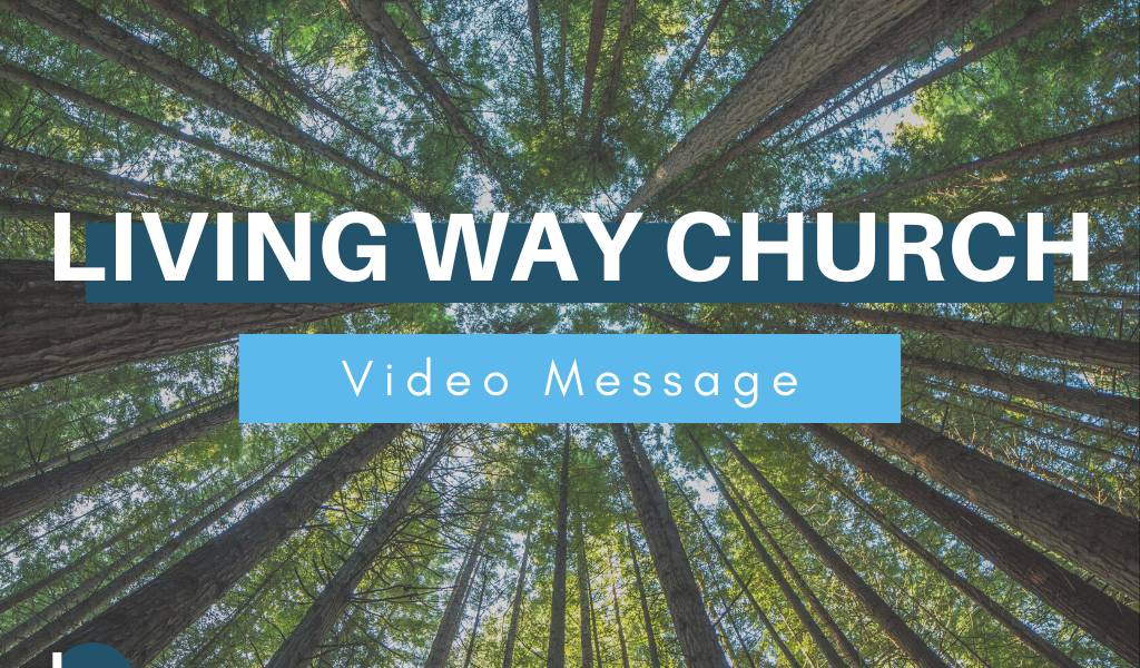 """Sunday Message 5/24   """"The Term for the Time"""""""