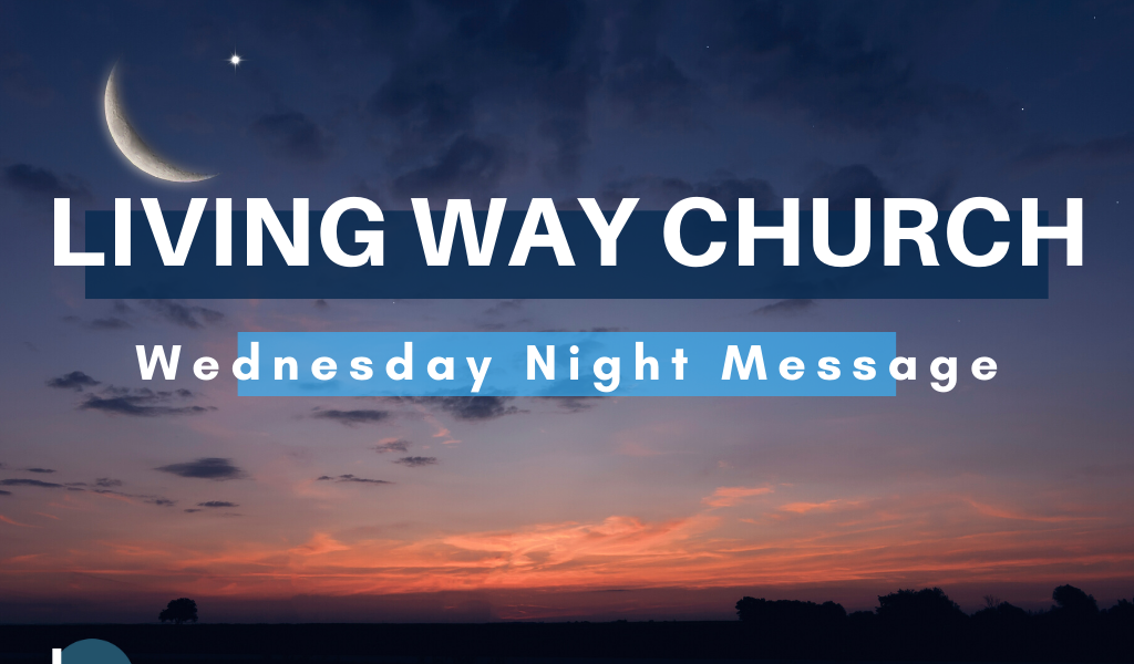 "Wednesday Night 6/3 | ""What is Intercession?"""
